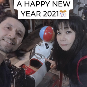 2021 A HAPPY NEW YEAR